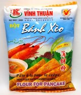 バインセオの素  Bôt Bánh Xèo